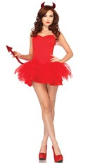 Red Devil Costume Kit