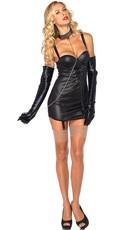 Dominating Diva Costume Kit