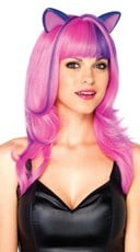 Purrfect Pink and Purple Wig