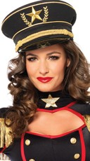 Golden Star General Hat
