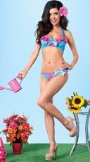 Spring Has Sprung Bra and Panty Set