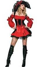 Vixon Pirate Wench Costume