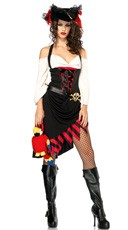 Saucy Wench Costume