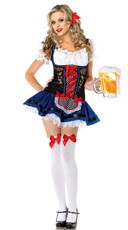 Frauline Heidi Costume