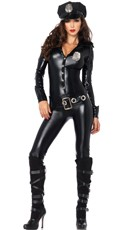 Officer Payne Costume