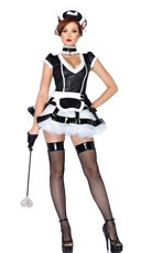 Mistress Maid Costume