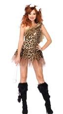 Cave Girl Cutie Costume