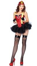 Firehouse Hottie Costume