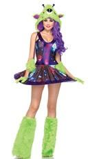 Miss Martian Costume