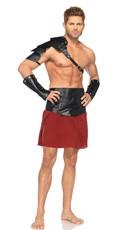 Men's Warrior Costume