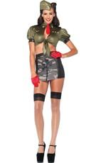 Corporal Cutie Costume