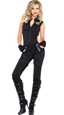 SWAT Girl Costume