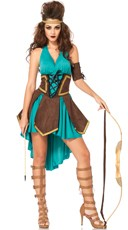 Sexy Irish Warrior Costume