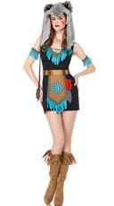 Native Wolf Costume