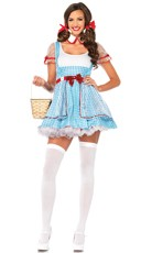 Adult Kansas Girl Costume