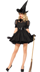 Sexy Bewitched Costume