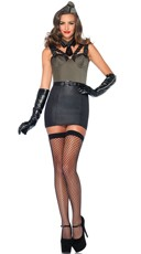 Army Bombshell Costume