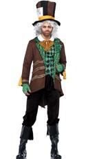 Men's Classic Hatter Costume