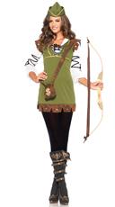 Robin Hood Honey Costume