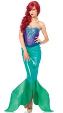 Fairytale Mermaid Costume