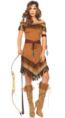 Free Spirit Princess Indian Costume