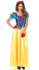 Classic Snow Princess Costume