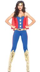 Sexy Wonder Lady Costume