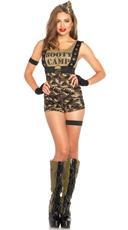 Booty Camp Cutie Costume