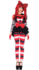 Red Rag Doll Costume