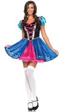 Sexy Alpine Princess Costume
