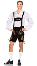 Men's Oktoberfest Lederhosen Costume