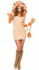 Cozy Lioness Costume
