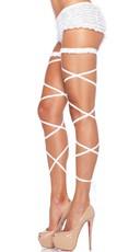Garter Leg Wraps