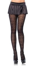 Chandelier Lace Pantyhose