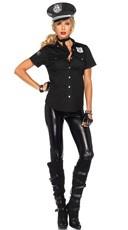 Sexy Police Costume Kit
