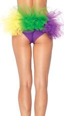 Mardi Gras Tanga Panty