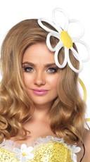 Large Daisy Hair Clip
