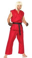 Street Fighter Ken Costume