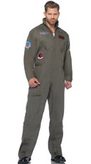 Mens Top Gun Costume