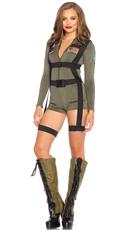 Top Gun Cutie Costume