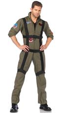 Men's Top Gun Paratrooper Costume