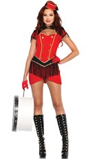 Bellhop Mistress Costume