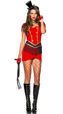 Seductive Ring Leader Costume