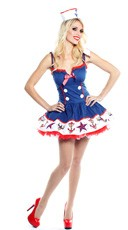 Nautical Catch Of The Day Costume