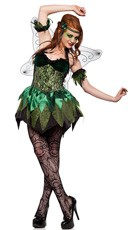 Plus Size Absinthe Fairy Costume