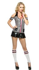 Fair Game Referee Costume