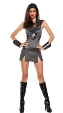 Plus Size Joan Of Anarchy Costume