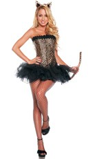 Lusty Leopard Costume