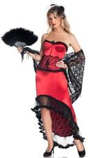 Deluxe Flamingo Dancer Costume