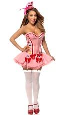 Deluxe Cupcake Girl Costume